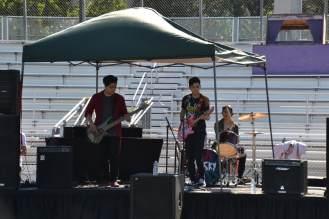 band spring fling